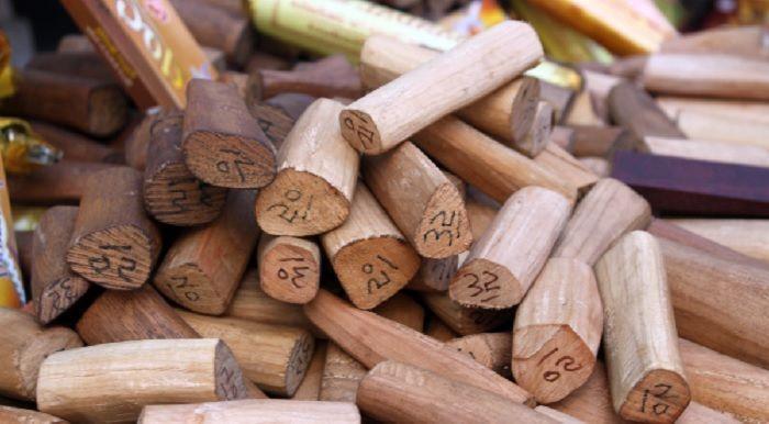madera de santalum album