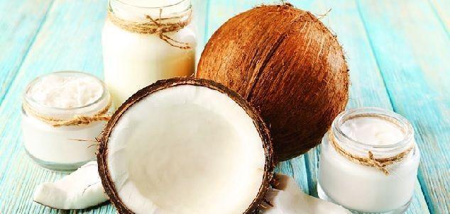 5 propiedades del aceite de coco