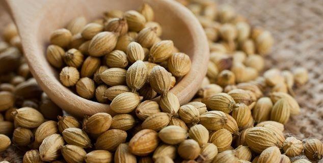 propiedades del cilantro en semillas