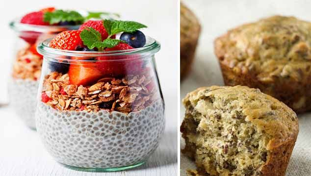 alimentos y propiedades de la semilla de lino