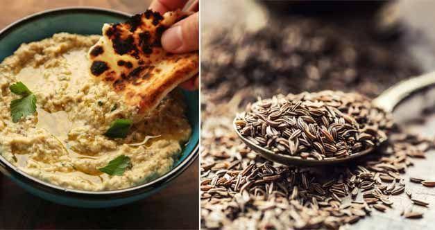 alimentos y propiedades del comino