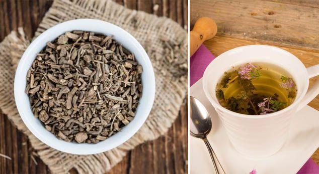 caracteristicas del té de valeriana