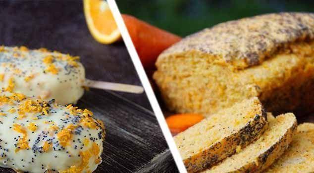 recetas con semillas de amapola