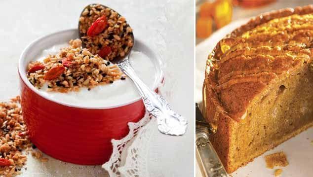 recetas y propiedades de la semilla de lino