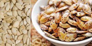Propiedades de las semillas de calabaza