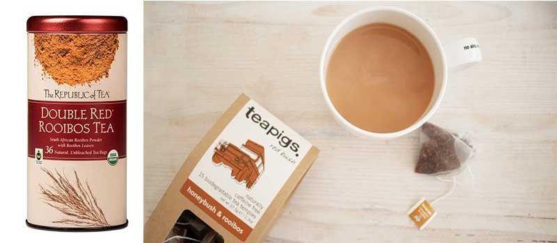 características del té rooibos