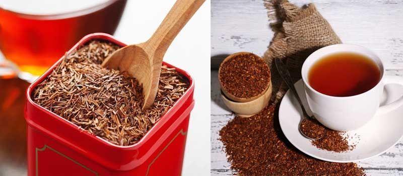 propiedades y potencial del té rooibos