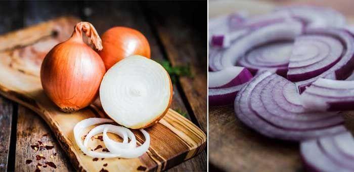 quercetina y propiedades de la cebolla