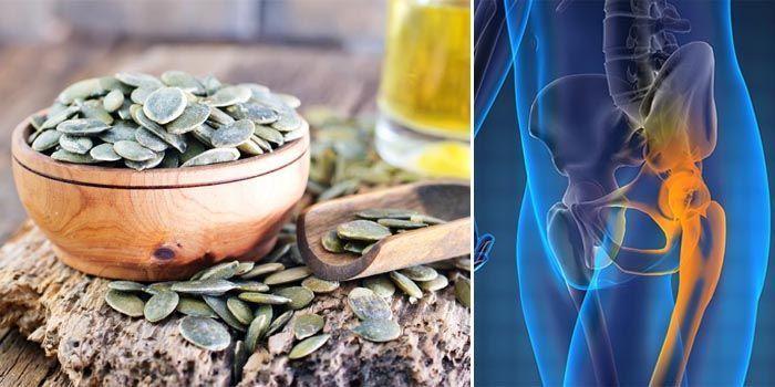 semillas de calabaza y próstata