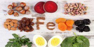 Listado de alimentos con más hierro para nuestro organismo