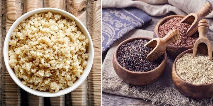 Beneficios y propiedades saludables de la quinoa