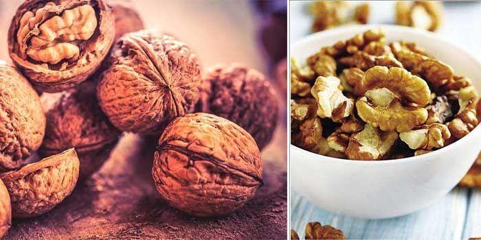 beneficios y propiedades de las nueces