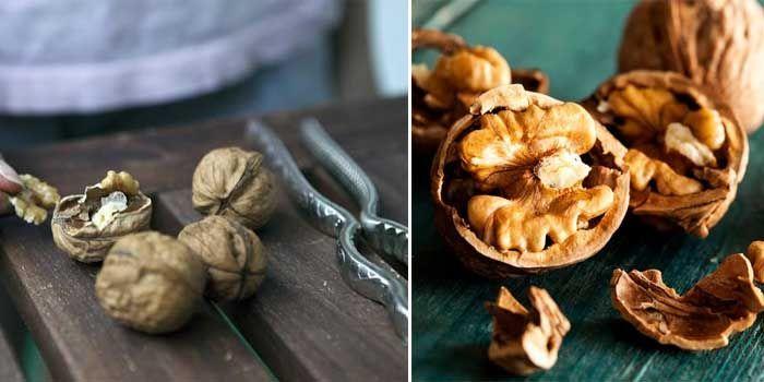 como aprovecharse de los beneficios de las nueces