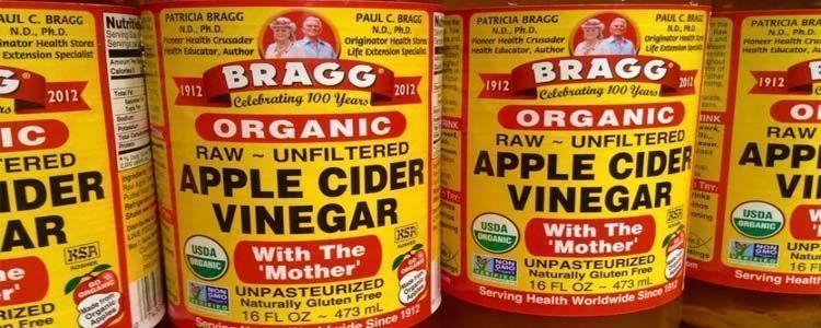 Bragg y vinagre de manzana