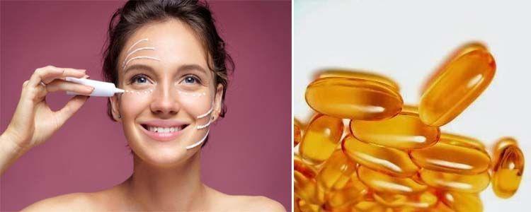 Alimentos con vitamina E para la piel