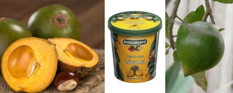 Fruta lúcuma