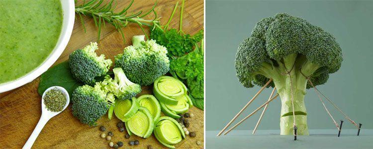 Propiedades beneficiosas del brócoli