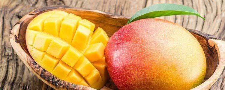 Propiedades de la fruta de mango