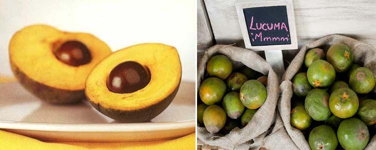 Propiedades de la fruta lúcuma