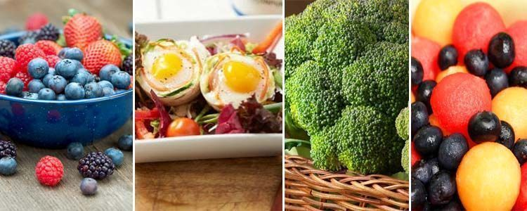 Alimentos alcalinos en nuestra dieta