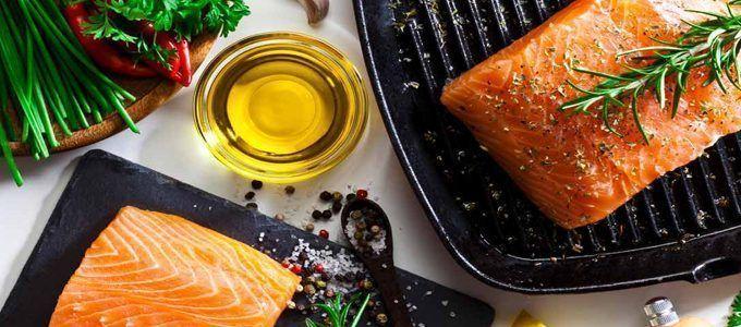 Beneficios de comer pescado