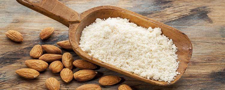 Beneficios de la harina de almendras