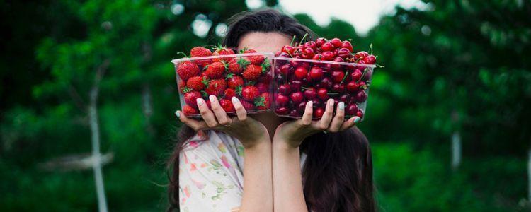 Frutas e intolerancia a la fructosa