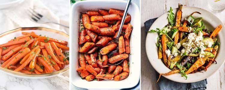 Recetas con zanahoria