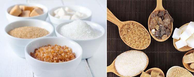 alternativas y sustitutos del azúcar