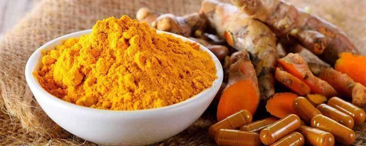Beneficios de la cúrcuma con piperina