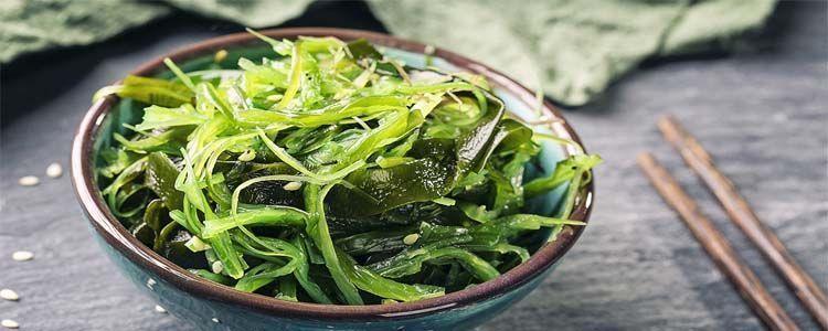 Beneficios de comer algas comestibles