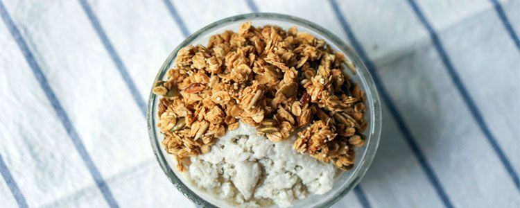 Propiedades de la granola