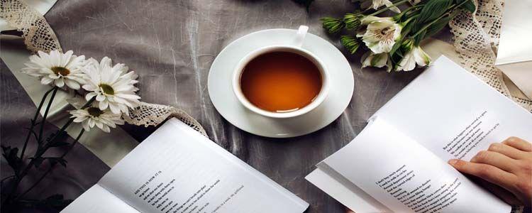 Producción de té sin teína
