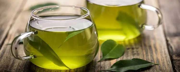 Propiedades del té verde en infusión