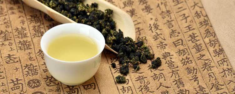 Beneficios del té Oolong