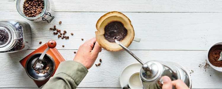 Formas y tipos de café