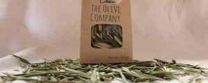 Infusión de hojas de olivo