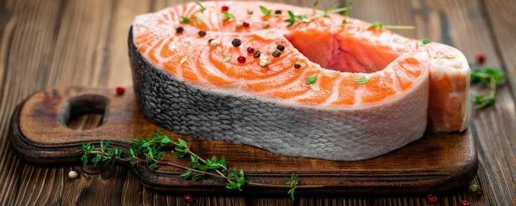 Aceite de salmón omega-3