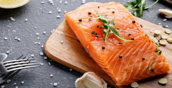Beneficios del aceite de salmón