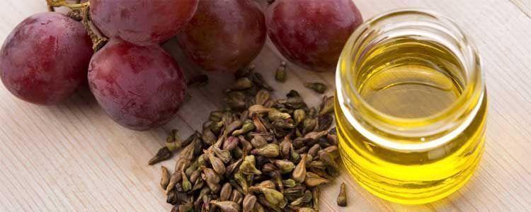 Propiedades aceite de semilla de uva
