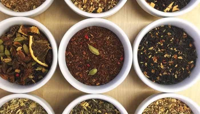 Especias té chai