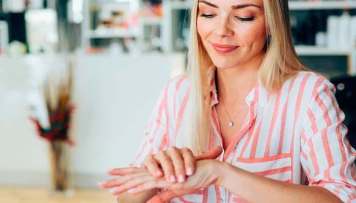 Uso del pantenol para la piel