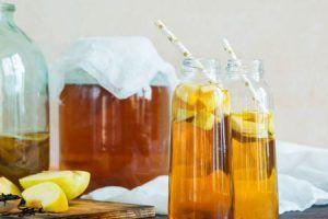 Beneficios de beber kombucha