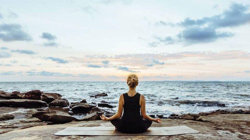 Cómo practica mindfulness