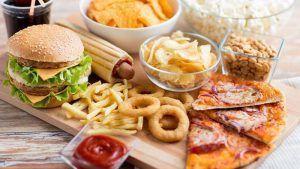 alimentos que causan inflamación